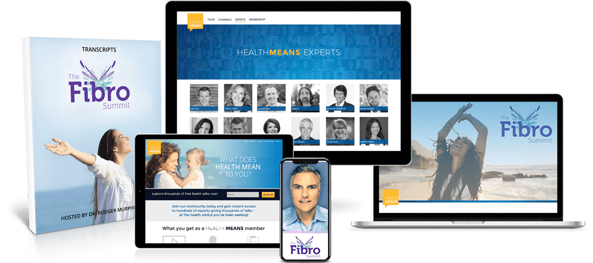 Fibro Summit - Online Access + Transcripts Book