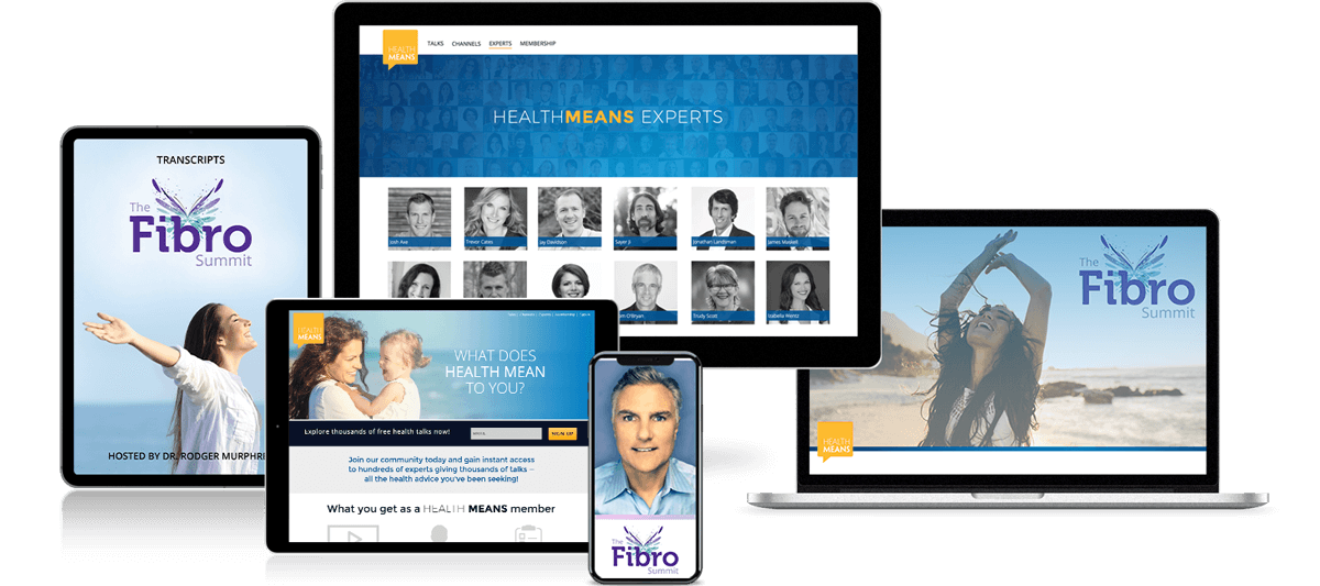 Fibro Summit - Online Access